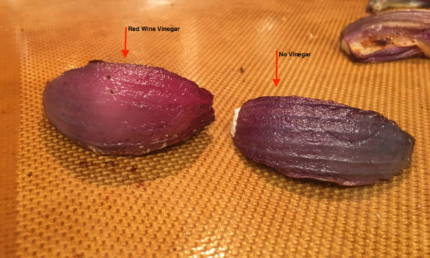 How to Prevent Roasted Red Onions from Discoloring