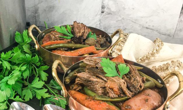 Instant Pot Beef Pot Roast
