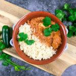 Instant Pot Chicken Tiki Masala