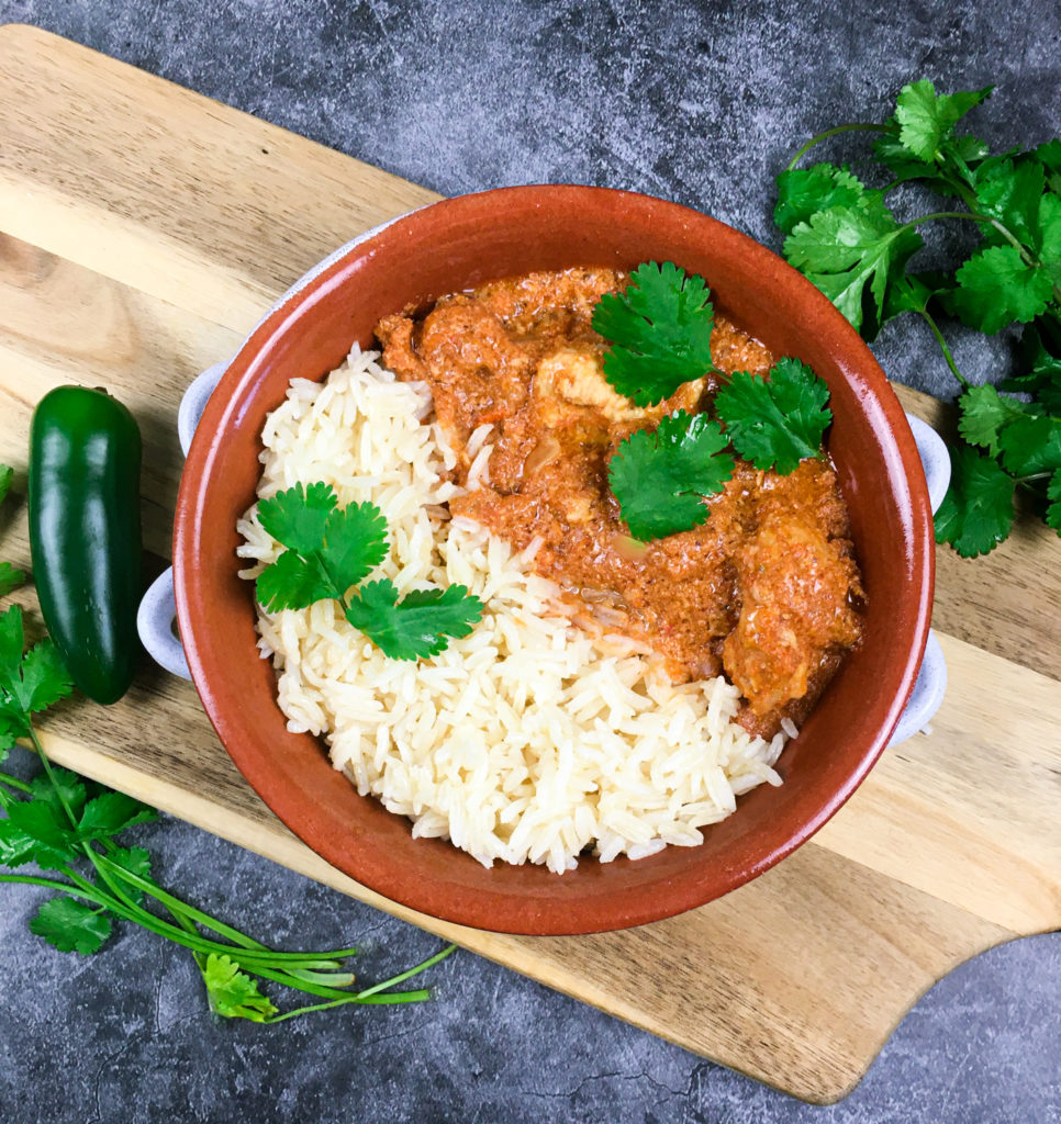 Instant Pot Chicken Tiki Masala